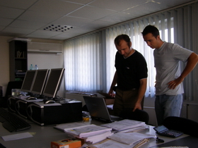 2006 Programator la Alexiana Group Radauti