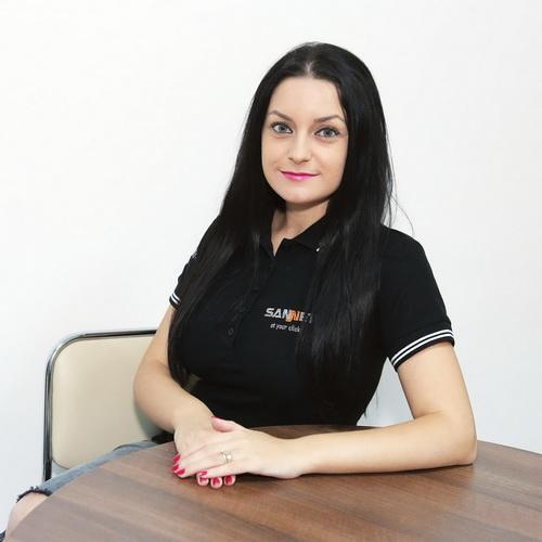 Alina - specialist SEO