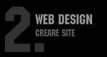 Web design - creare pagini web