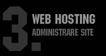 Web hosting - gazduire web cu administrare site