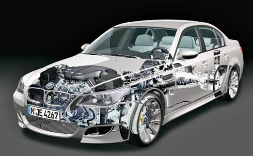 Piese auto originale BMW