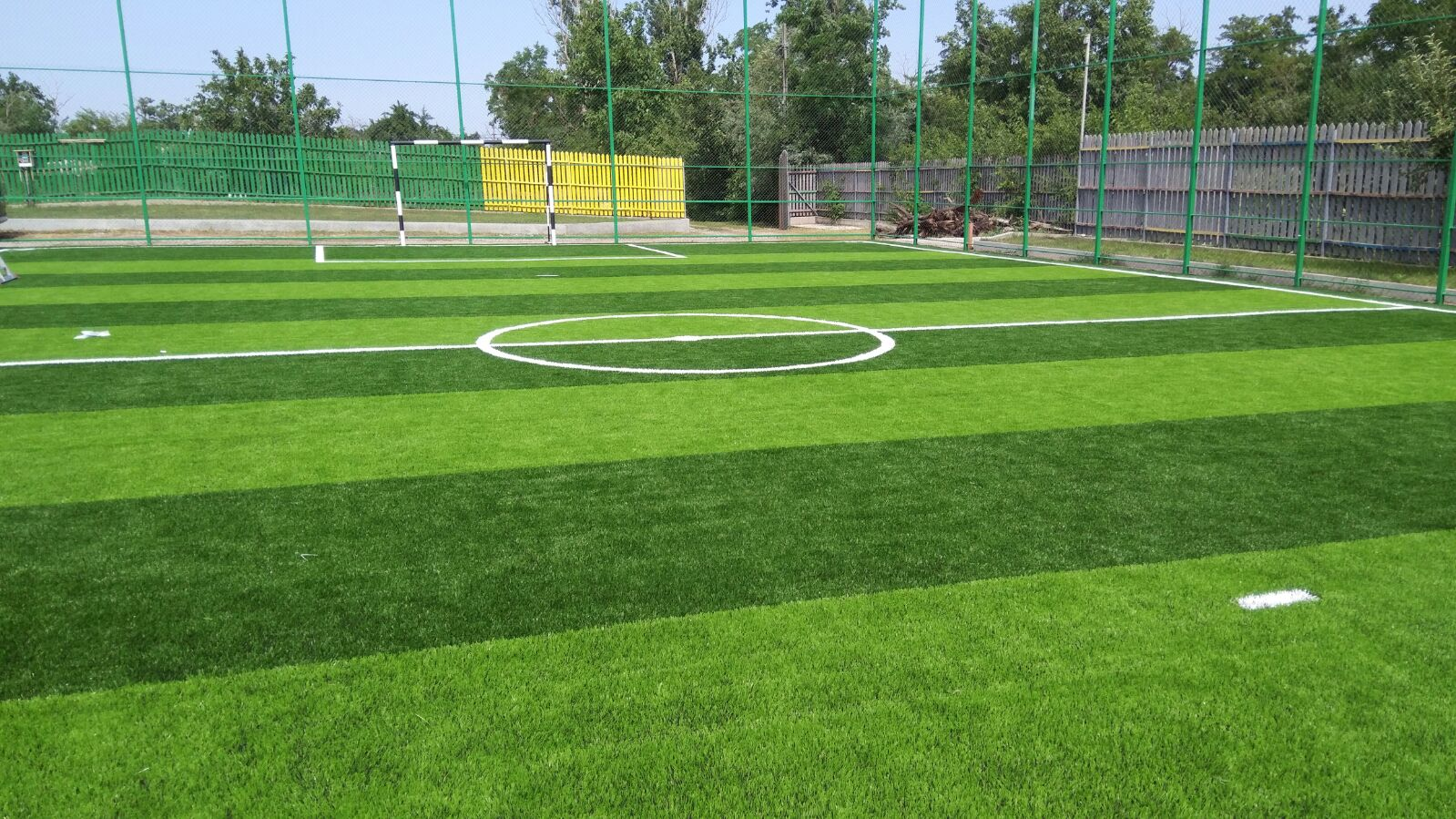 Teren fotbal Brasov