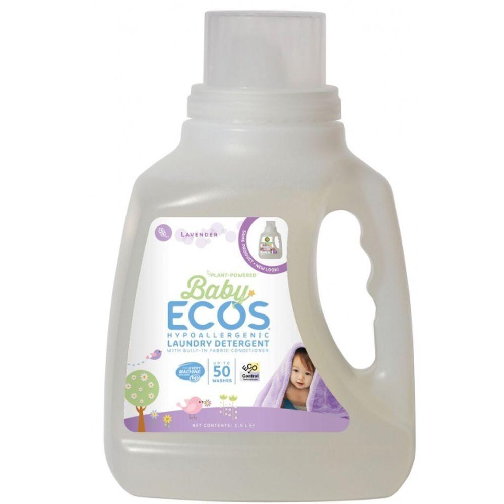 detergent bebelusi lavanda ECOS