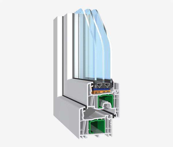 Profil PVC StreamLine